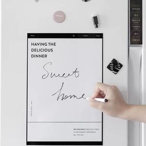 Magnet refrigerator broad